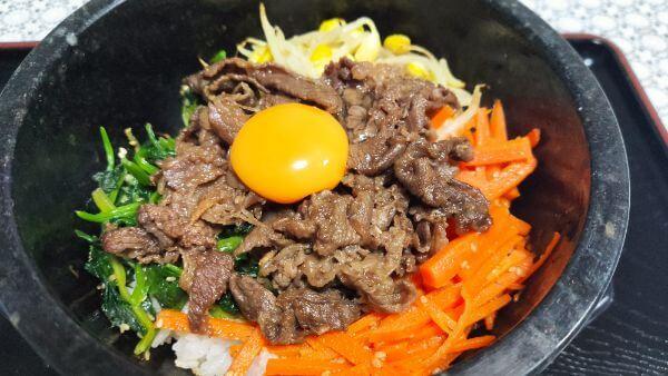 石 焼き ビビンバ レシピ